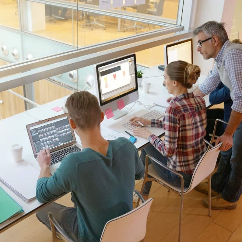 Digitalt rekrutteringsbureau Århus